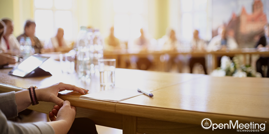 Electronic Roll Call Voting in Virtual Board Meetings Made Easy